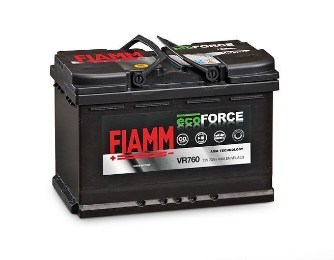Akumulator FIAMM ECOFORCE AGM